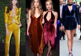 Bold-Color Velvet is the Fall Trend You Can Wear Now